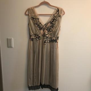 アルベルタフェレッティ(ALBERTA FERRETTI)のお値下げ❤️アルベルタフェレッティ イタリア製高級ドレス 結婚式 パーティ(ミディアムドレス)