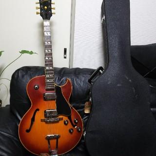 ギブソン(Gibson)のGibson USA ES-175D ギター ヴィンテージ エレアコ フルアコ(アコースティックギター)