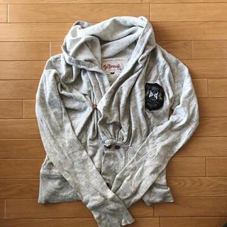 ザドレスアンドコーヒデアキサカグチ(The Dress & Co. HIDEAKI SAKAGUCHI)のThe Dress&co 変形パーカー(パーカー)