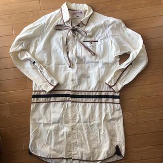 ザドレスアンドコーヒデアキサカグチ(The Dress & Co. HIDEAKI SAKAGUCHI)のThe Dress&co シャツワンピ(シャツ/ブラウス(長袖/七分))