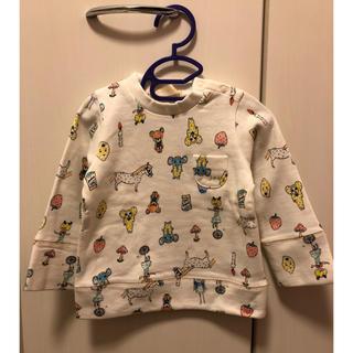 フランシュリッペ(franche lippee)の90サイズ  フランシュリッペ ベビートレーナー(Tシャツ/カットソー)