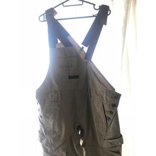 ザドレスアンドコーヒデアキサカグチ(The Dress & Co. HIDEAKI SAKAGUCHI)のThe dress&co オーバーオール(サロペット/オーバーオール)