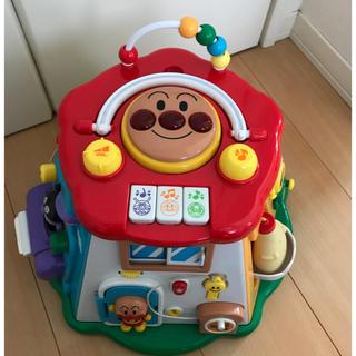 アガツマ(Agatsuma)の専用 アンパンマン おおきなよくばりボックス やりたい放題(知育玩具)