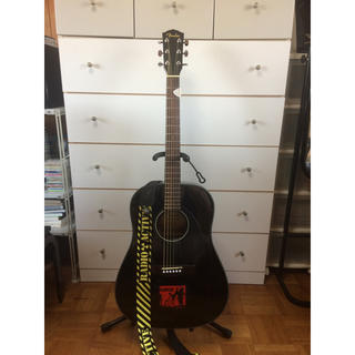 フェンダー(Fender)のFender アコースティックギター RANCID(アコースティックギター)