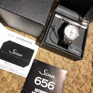 シン(SINN)の☆激レア Sinn656L 世界限定300本 新品同様品☆(腕時計(アナログ))