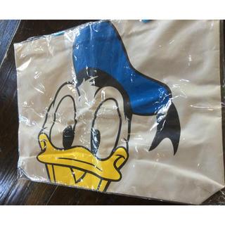 ディズニー(Disney)の新品未使用☆ファスナー付き BIGバッグ 保育園(通園バッグ)