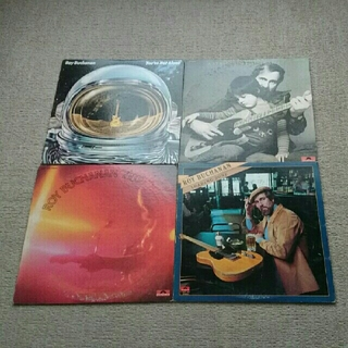 Roy Buchananのレコード7枚セット(ブルース)