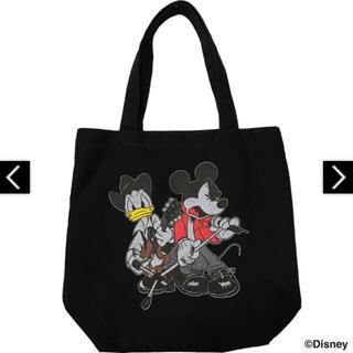 ディズニー(Disney)の【やす様専用】B'z × ディズニー トート&ランチ セットブラック(ミュージシャン)