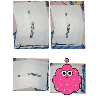 アディダス(adidas)のセール アディダス ショップ袋 紐付き 6枚(ショップ袋)