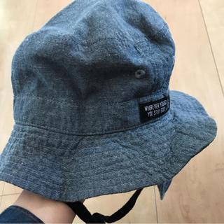 アンパサンド(ampersand)のAMPERSAND 帽子 バケットハット 50(帽子)