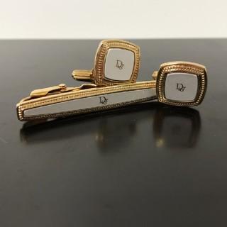 ディオール(Dior)のDior カフスボタン タイピンセット(ネクタイピン)