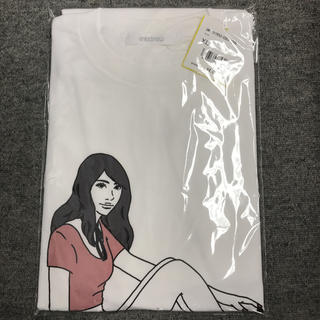 UNEEDNOW AKB Tシャツ 松井珠理奈 size:XL