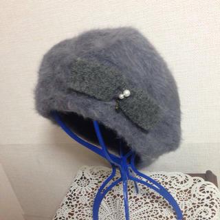 マリクレール(Marie Claire)のマリクレールベレー帽(ハンチング/ベレー帽)
