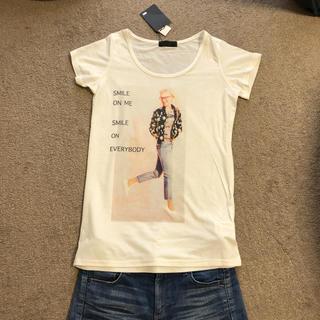 クリックス(CRYX)の新品クリックス♡プリントTシャツ(Tシャツ(半袖/袖なし))