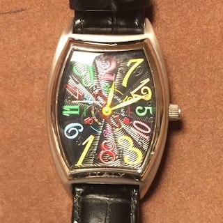 コグ(COGU)のコグ COGU ジャンピングアワー 自動巻き メンズ 腕時計(その他)