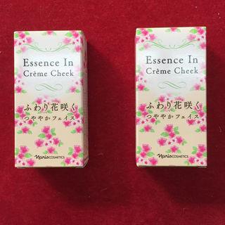 ナリスアップコスメティックス(ナリスアップコスメティックス)のナリス化粧品 エッセンスクリーム チーク 2箱セット(その他)