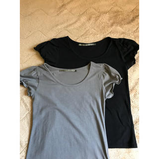 トピックラックス(topic luxe)の【topic luxe/トピックラックス】Tシャツ 2枚セット(Tシャツ(半袖/袖なし))