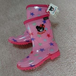 ミキハウス(mikihouse)のミキハウス 新品未使用 長靴18センチ(長靴/レインシューズ)