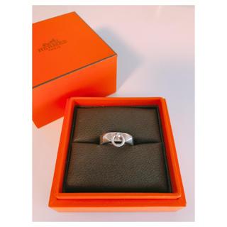 エルメス(Hermes)の美品 エルメス リング 指輪(リング(指輪))