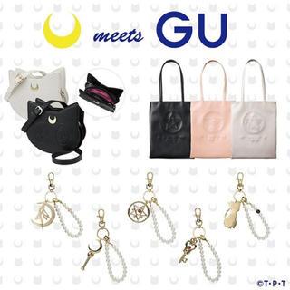 ジーユー(GU)のタグ付 GU セーラームーン トートバッグ(トートバッグ)