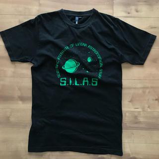 サイラス(SILAS)のSILASサイラス Tシャツ 黒緑◆サイズS(Tシャツ/カットソー(半袖/袖なし))