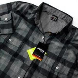 モーブス(mobus)のユーズド mobus  レディース チェックシャツ Mサイズ(シャツ/ブラウス(長袖/七分))