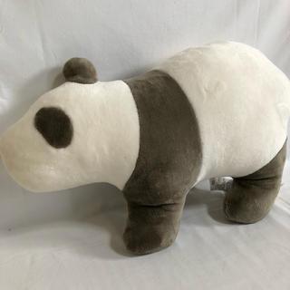 MUJI (無印良品) - クッション ぬいぐるみ 本場 パンダ 動物 無印 MUJI 限定