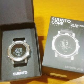 スント(SUUNTO)のSUUNTO 腕時計(腕時計(デジタル))
