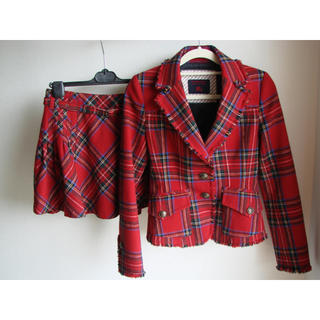バーバリー(BURBERRY)の✨美品✨バーバリーブルーレーベル ジャケット スカート セットアップ スーツ(スーツ)