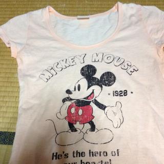 半袖ミッキーTシャツ★(Tシャツ(半袖/袖なし))