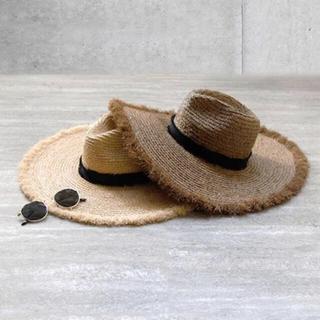 ルームサンマルロクコンテンポラリー(room306 CONTEMPORARY)のroom306contemporary ハット(麦わら帽子/ストローハット)