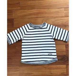 ポニーゴーラウンド(PONY GO ROUND)のポニーゴーラウンド 七分袖カットソー(Tシャツ/カットソー)