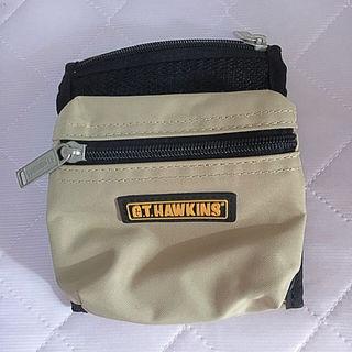 ジーティーホーキンス(G.T. HAWKINS)の即購入NG☆ G.T.HAWKINS ベルトバッグ ベージュ(その他)