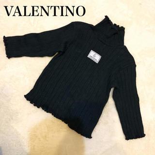 ジャンニバレンチノ(GIANNI VALENTINO)の90cm◾︎ヴァレンチノ 子供用トップス◾︎黒フォーマル結婚式発表会8580(Tシャツ/カットソー)