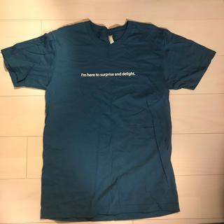 アップル(Apple)のApple非売品Tシャツ(Tシャツ/カットソー(半袖/袖なし))