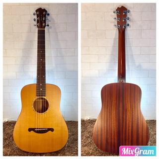 ジェームス(James)のめーめ様専用 687.James JB400NS ミニギター❗️オール単板‼️(アコースティックギター)