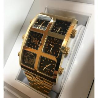 アヴァランチ(AVALANCHE)のice rink generation アイスリンクジェネレーション(腕時計(アナログ))