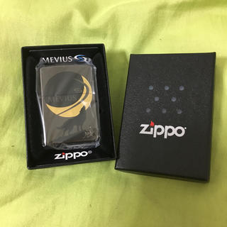 ジッポー(ZIPPO)のZippo メビウス 2018 干支キャンペーン 黒(タバコグッズ)