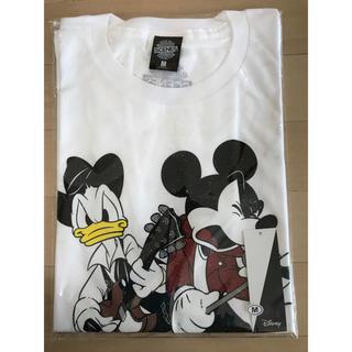 ディズニー(Disney)のB'z 30th year exhibition ディズニー Tシャツ M 親子(ミュージシャン)