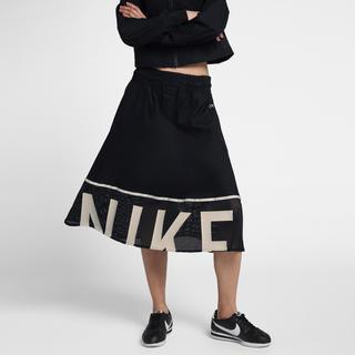 ナイキ(NIKE)の本日限定NIKE W MESH SKIRT ナイキ ウィメンズメッシュスカートM(ロングスカート)