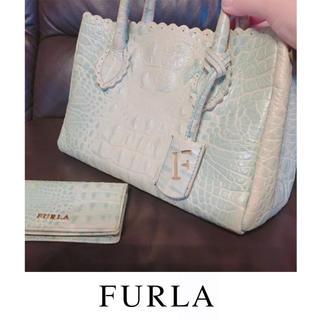フルラ(Furla)のFURLA♡ ミニバッグandカードケース♡(ハンドバッグ)