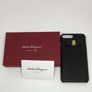 サルヴァトーレフェラガモ(Salvatore Ferragamo)のなおさま専用★フェラガモ  iPhone7plus(iPhoneケース)