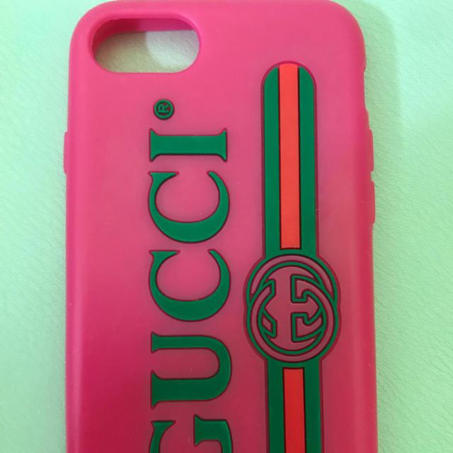 Gucci - GUCCI(7.8専用)iphoneケースの通販 by ゆきにょょ's shop|グッチならラクマ