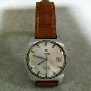 ティソ(TISSOT)のTISSOT  ティソシースター 自動巻き   アンティーク メンズ(腕時計(アナログ))