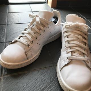 アディダス(adidas)のadidas  Stan smith スタンスミス オールホワイト 26㎝(スニーカー)