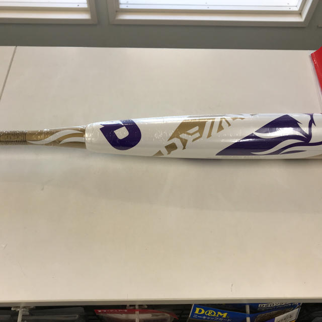 wilson(ウィルソン)のちんさん専用 ディマリニ 軟式用バット スポーツ/アウトドアの野球(バット)の商品写真