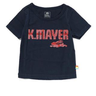 クリフメイヤー(KRIFF MAYER)の新品 クリフメイヤー   キッズ 半袖 Tシャツ 100cm(Tシャツ/カットソー)