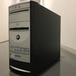 エイサー(Acer)の【動作確認済】emachines j2804 win7 home premium(デスクトップ型PC)