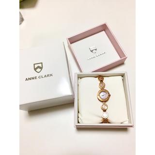 アンクラーク(ANNE CLARK)のシャア アズナブル様 25日までお取り置き腕時計 ANNE CLARK  腕時計(腕時計)
