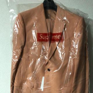 シュプリーム(Supreme)のミッキー様専用 【サイズ 34】 SUPREME SUIT peach  スーツ(スーツジャケット)